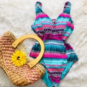 Swimsuit one piece Size 10